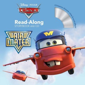 Cars Toons: Air Mater  汽車總動員:拖線狂想曲 (附CD)