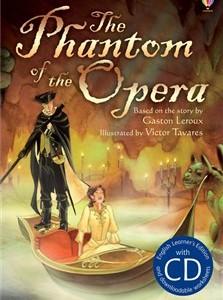 The Phantom of the Opera 歌劇魅影(CD有聲書)