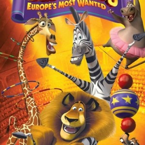 Madagascar 3: Europe's Most Wanted  馬達加斯加3:歐洲大圍捕(附