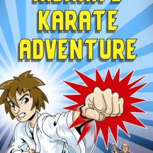 Kieran's Karate Adventure 空手道金牌夢(附CD)