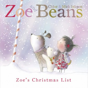 Zoe and Beans: Zoe's Christmas List  柔伊與豆豆:柔伊的聖誕心願
