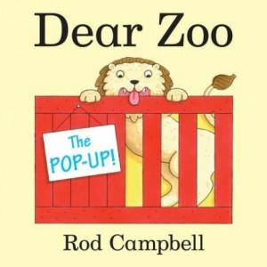The Pop-Up Dear Zoo  親愛的動物園 (立體厚頁書)