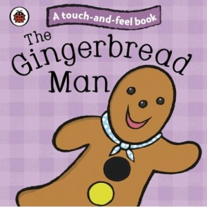 The Gingerbread Man 薑餅人 (觸摸書)