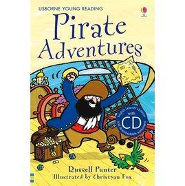 Young Reading 1 : Pirate adventures 海盜奇航記 ( 平裝讀本)