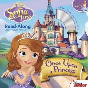 Once Upon a Princess小公主蘇菲亞:公主傳奇 (附CD)