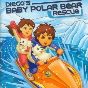 Diego's Baby Polar Bear Rescue-Level 1 北極熊救援行動