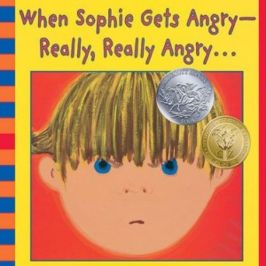When Sophie Gets Angry  菲菲生氣了:非常、非常的生氣(Book+CD)