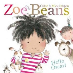 Zoe and Beans: Hello Oscar 柔伊與豆豆:小鸚鵡 ( 平裝繪本)