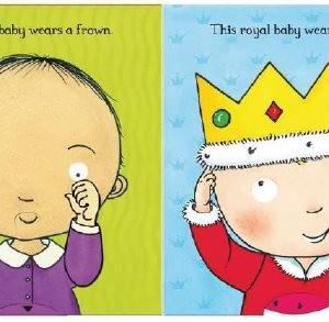 This Royal Baby 智慧小王子 ( 厚頁拉拉書 )