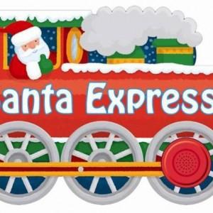 Santa Express 聖誕快車(厚頁壓壓有聲書)