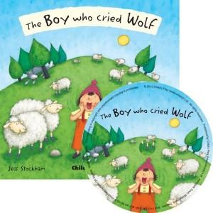 The Boy Who Cried Wolf 放羊的孩子(翻翻CD有聲書)