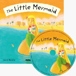 The Little Mermaid 小美人魚 (翻翻CD有聲書)