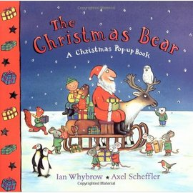 The Christmas Bear 聖誕小熊(拉拉翻頁書)