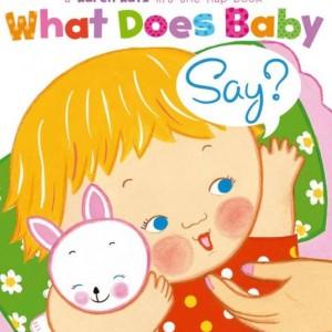 What Does Baby Say?寶寶在說什麼?
