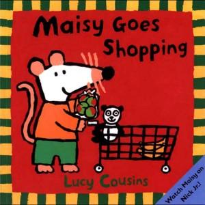 Maisy goes shopping小鼠波波購物去