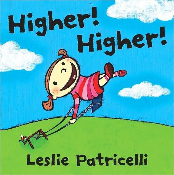 Higher! Higher!  高還要更高!