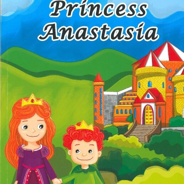 Reading Step3 : Priness Anastasia安娜塔西亞公主(分級讀本)