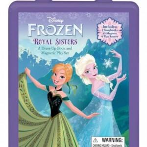 Frozen冰雪奇緣 (附磁鐵)