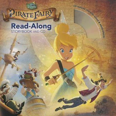 Tinker Bell and the Pirate Fairy奇妙仙子:海盜仙子(CD有聲書)
