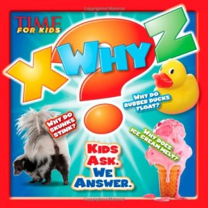 TIME For Kids X-WHY-Z X-為什麼-Z