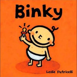 Binky我的奶嘴(厚頁書)