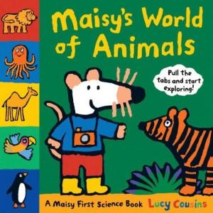 Maisy''s World of Animals小鼠波波的動物冒險