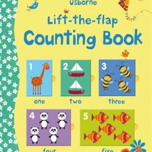Counting Book 寶寶認知數數書