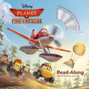 Planes: Fire & Rescue (附CD) 飛機總動員:打火英雄 (附CD)
