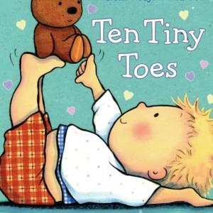 Ten Tiny Toes 10隻手指頭