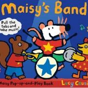 Maisy's Band 波波玩樂團(精裝遊戲書)