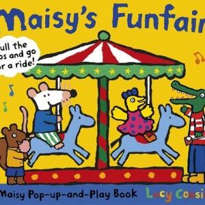 Maisy's Funfair: A Maisy Pop-up-and-Play Book 小鼠波波