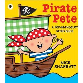 Pirate Pete 海盜Pete的冒險故事