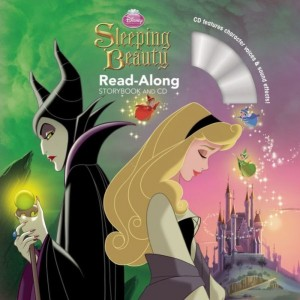 Disney Princess Sleeping Beauty 睡美人 (CD 有聲書)
