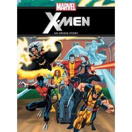 Marvel The X-Men (An Origin Story) X戰警