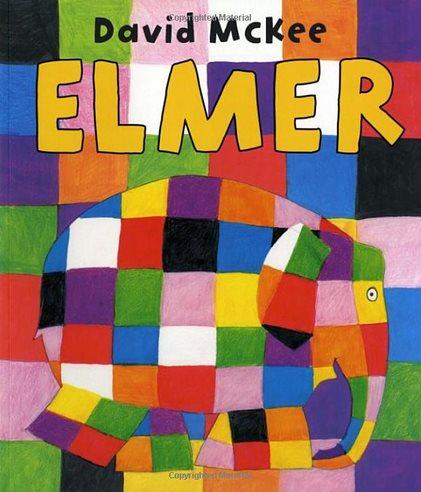 Elmer 大象艾瑪