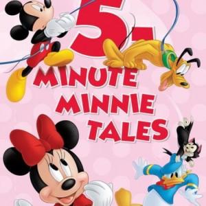 5-Minute Minnie Tales 5分鐘床邊故事-米妮篇