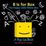B Is for Box — The Happy Little Yellow Box快樂小黃字母書