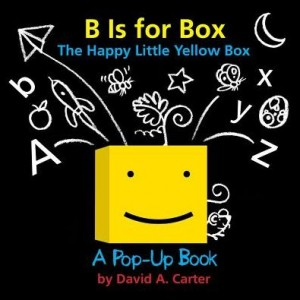 B Is for Box -- The Happy Little Yellow Box快樂小黃字母書