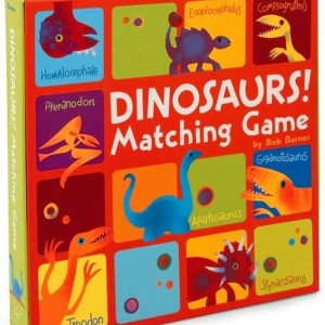 Dinosaurs! Matching Game 恐龍配對遊戲