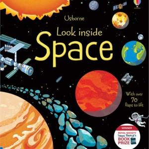 Look inside space 神奇外太空