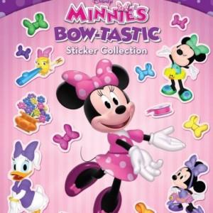 Minnie's Bow-tastic Sticker Collection 米妮貼紙書