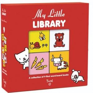 My Little Library 我的小圖書館(厚頁書)