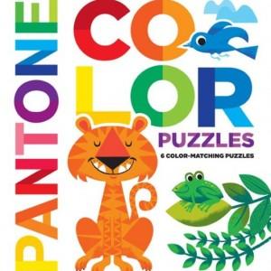 Pantone: Color Puzzles 顏色拼圖書(厚頁拼圖書)
