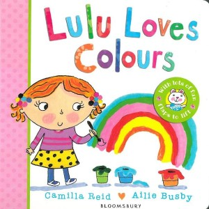 Lulu Loves Colours 露露學顏色