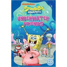 Underwater Friends 海綿寶寶:海底朋友(CD有聲書)