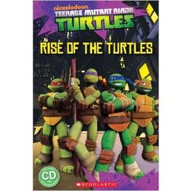 Rise of the Turtles 忍者龜:崛起(CD有聲書)