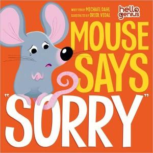 Mouse Says Sorry (Hello Genius) 會道歉的孩子