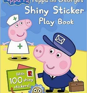 Peppa Pig: Peppa and George's Shiny Sticker Play B