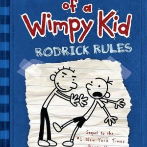 Diary of a Wimpy Kid 02. Rodrick Rules 遜咖日記 2