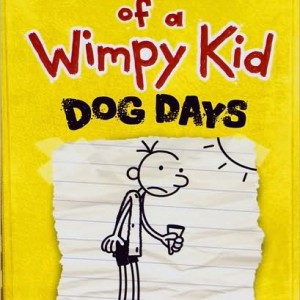 Diary of a Wimpy Kid 04. Dog Days 遜咖日記 4: 失控的暑假